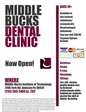 Dental Clinic Open